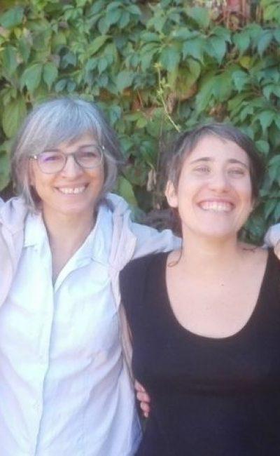 Concha Delgado y Anna Moreno Bio