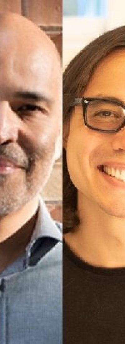 Máximo y Caio Bio